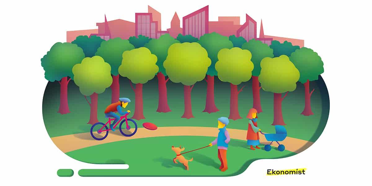 Полезное соучастие: парки как точка сборки гражданских и государственных инициатив