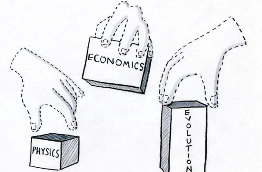 What is Economics from the point of view of Physics?