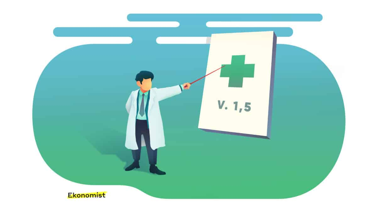 Нацоператор здравоохранения: баланс, а не балласт