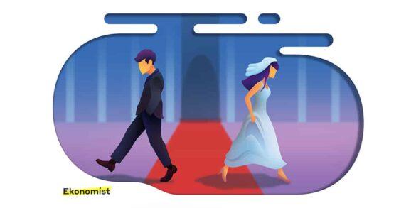Семьи РК в 1999-2019: брачность снижается, разводимость растет , брак