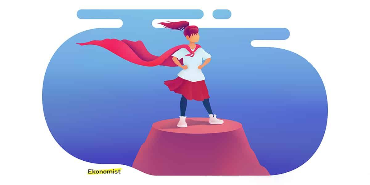 Маленький, да удаленький: женское предпринимательство Казахстана